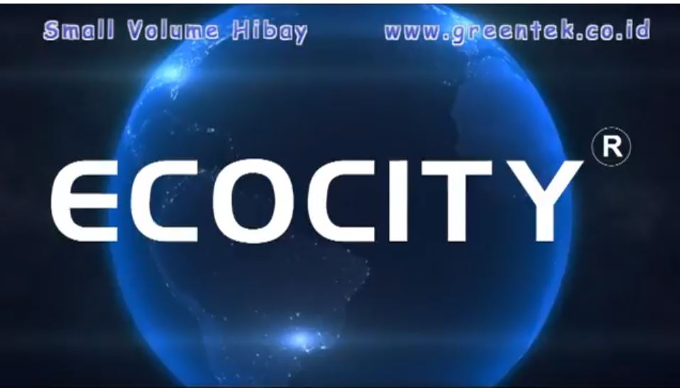 Ecocity Industrial Small Volume Hibay