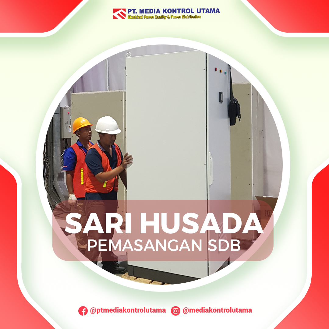 Pemasangan Panel Terbaru SDB Sari Husada